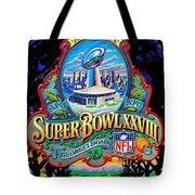 Cowboys Back To Back Tote Bag