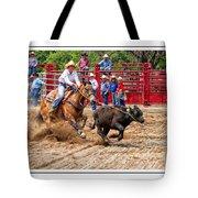 Cowgirl Gotcha Tote Bag