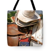 Cowgirl Hats Tote Bag