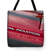 Cowl Induction Tote Bag