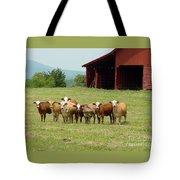 Cows8918 Tote Bag
