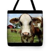 Cows8957 Tote Bag
