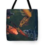 Coy Tote Bag
