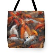 Coy Pastel Chalk 2 Tote Bag