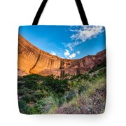 Coyote Gulch Sunset - Utah Tote Bag