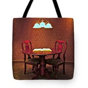 Cozy Corner Tote Bag