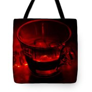 Cozy Evening Cup Of Coffee Tote Bag by Jenny Rainbow