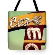 Cozy Mo - Green Tote Bag