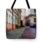Cozy Old Town Tote Bag