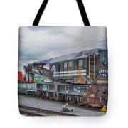 Cr Crane 45210   7d02539h Tote Bag