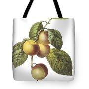 Crab Apple Tote Bag