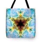 Crab Nebula Vi Tote Bag