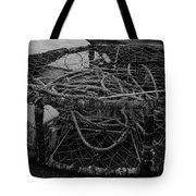 Crab Pot Tote Bag