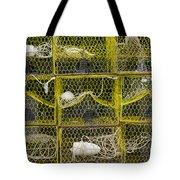 Crab Pots Tote Bag