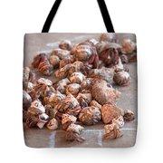 Crab Race Tote Bag