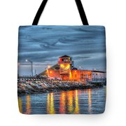 Crab Shack Seafood Restaurant Tote Bag