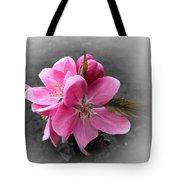 Crabapple Flower Tote Bag