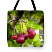 Crabapple Hill Tote Bag