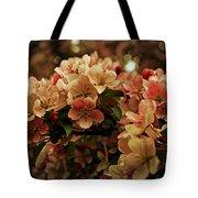 Crabapple In Bloom Tote Bag