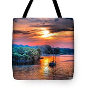 Crack O' Dawn Tote Bag