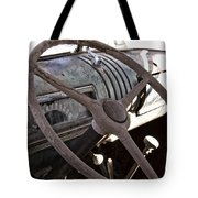 Cracked And Faded Tote Bag