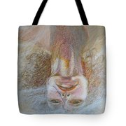 Cracked Down Tote Bag