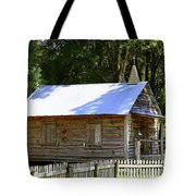 Cracker Church Tote Bag