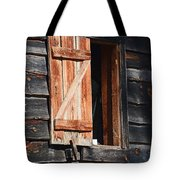 Cracker House Window Tote Bag