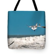 Cracker Tracker Tote Bag