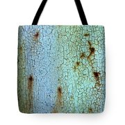 Crackled Case Tote Bag