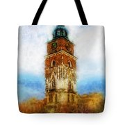Cracov City Hall Tote Bag
