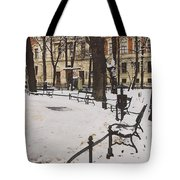 Cracow Park Tote Bag