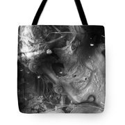 Cradle Of Stress  Tote Bag