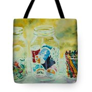 Craft Room Pickles Tote Bag