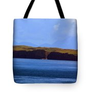 Craggy Coast 2 Tote Bag