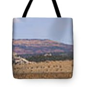 Craig Colorado Panorama Tote Bag