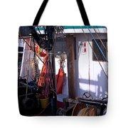 Cramped Quarters Tote Bag