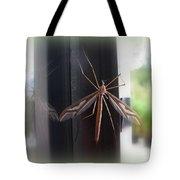 Crane Fly Tote Bag