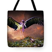 Crane The Lawyer Tote Bag