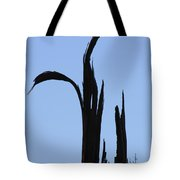Crane Wood Tote Bag