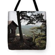 Cranny Crow Overlook At Lost River State Park Tote Bag