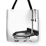 Crapper Toilet, 1890s Tote Bag