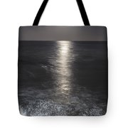 Crashing With The Moon Tote Bag