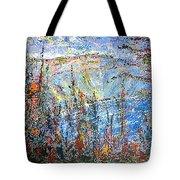 Crater Lake - 1997 Tote Bag