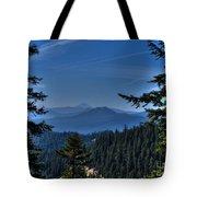 Crater Lake 3 Tote Bag