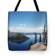Crater Lake Oregon Tote Bag