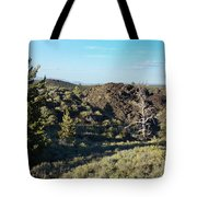 Craters Of The Moon2 Tote Bag
