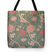 Cray Tote Bag by William Morris