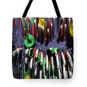 Crayon Explosion Tote Bag