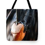 Crazed Warrior Tote Bag